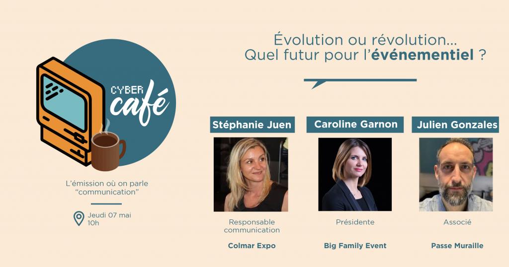 Visuel webinar, colmar expo big family et passe muraille